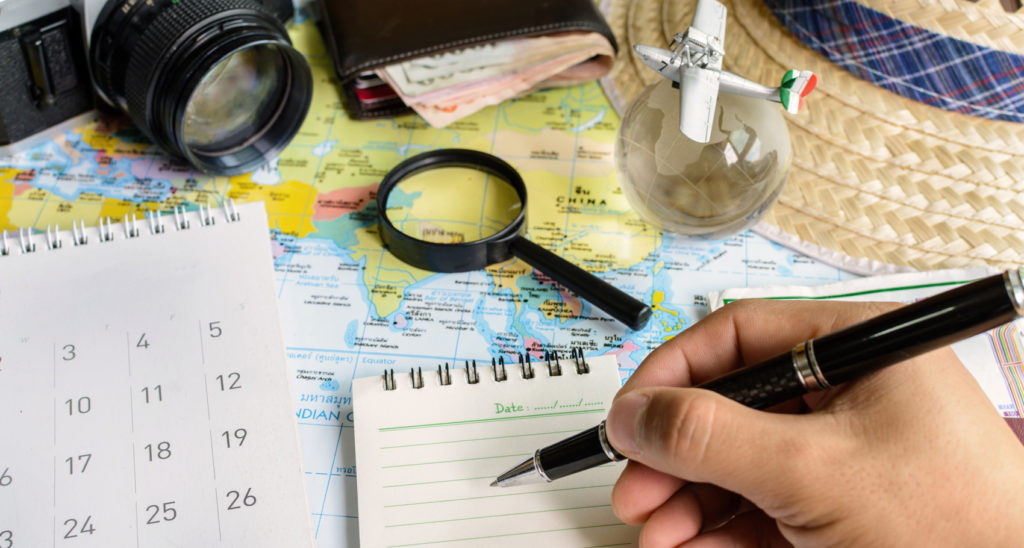 Tips to Choose the Right Tour Planner