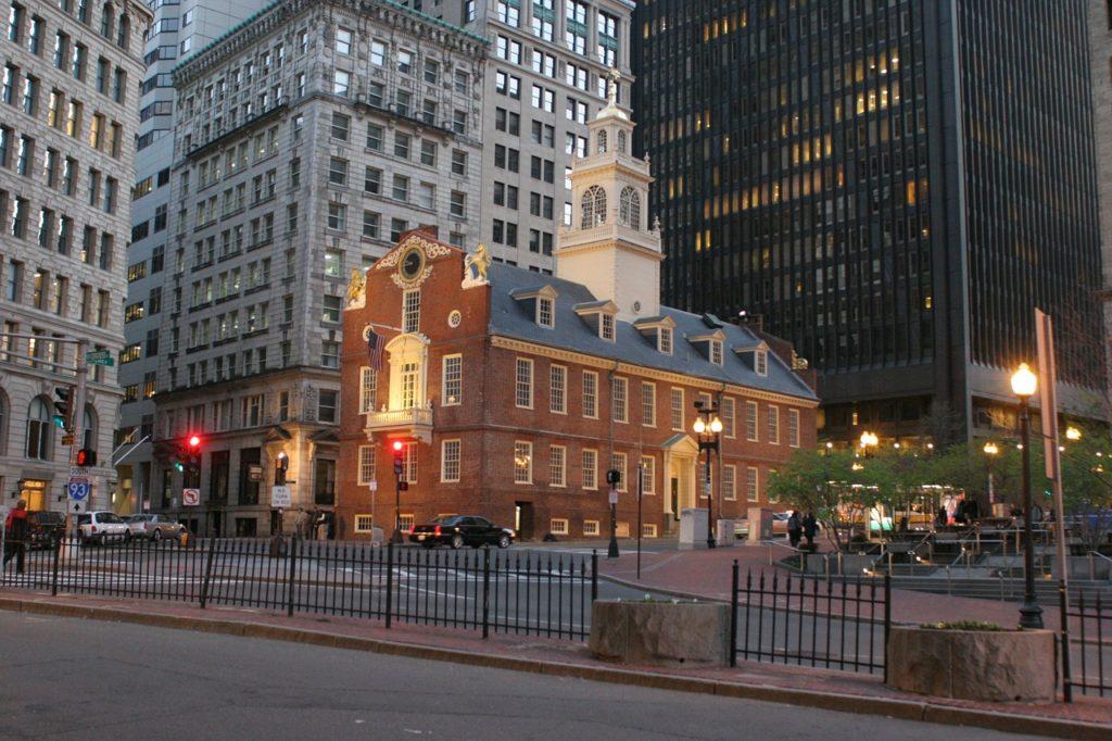 Bostonevening