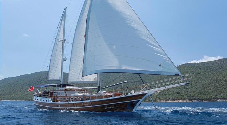 Yacht-Charter-in-Greece-for-a-Holiday